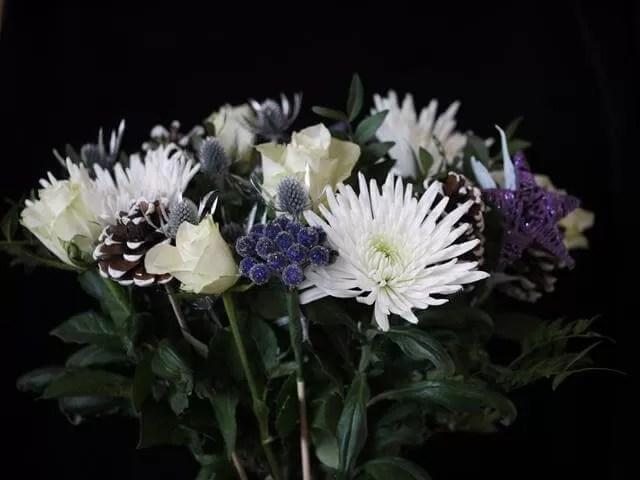 prestige flowers christmas bouquet