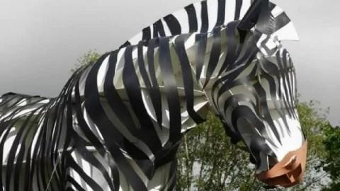 Marwell Zoo Great Brick Safari - Bubbablue and me
