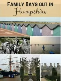 Days out in Hampshire