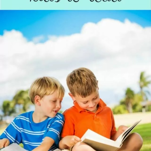 Encouraging children to read with these top reading tips