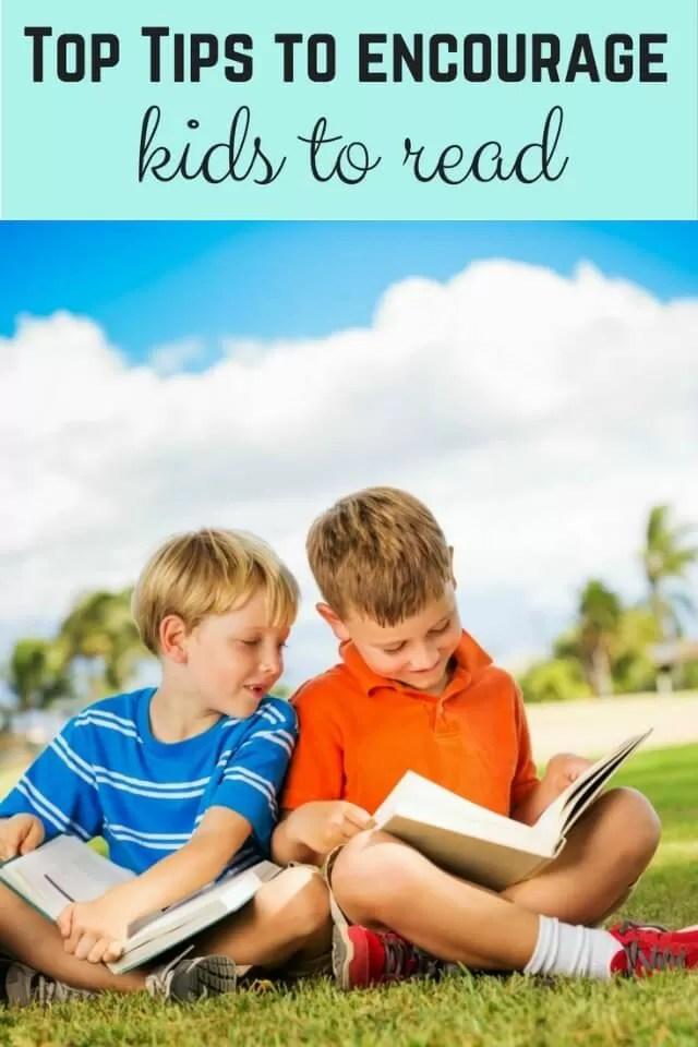 encouraging readers