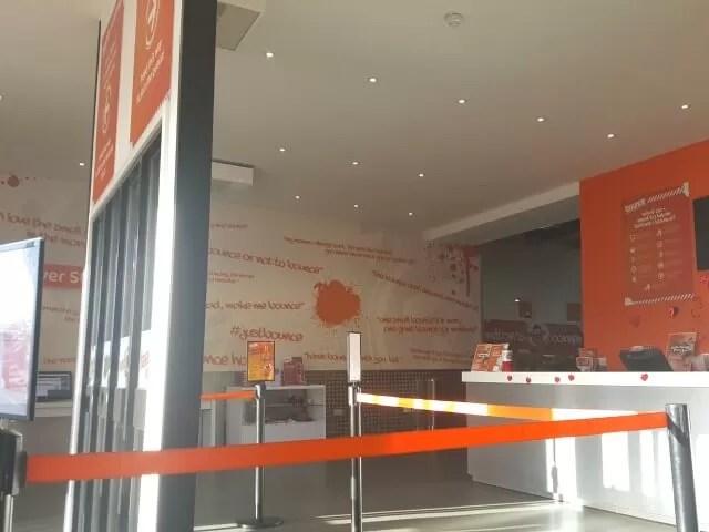 Bounce MK entrance
