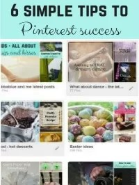 pinterest success