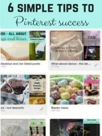 pinterest success