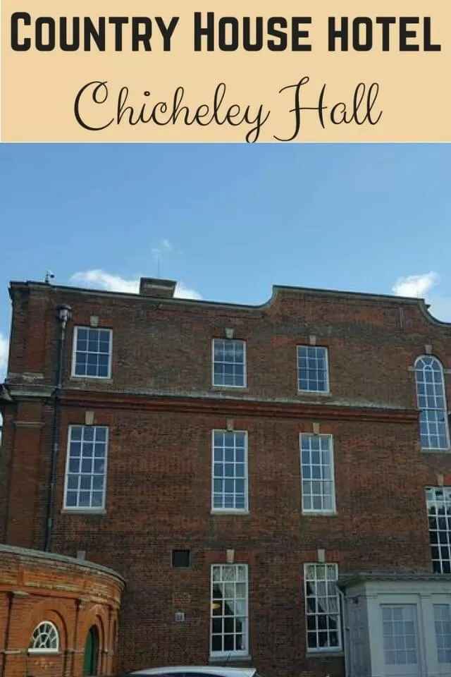 chicheley hall hotel stay - bubbablue and me