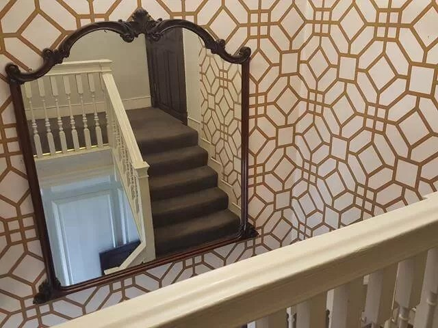 chicheley hall staircase