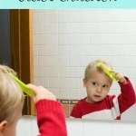Cradle cap in older children