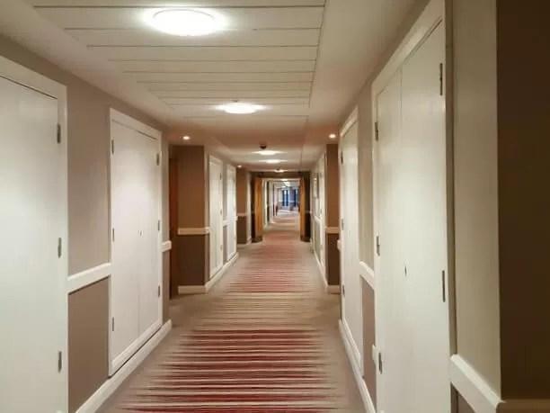 hilton milton keynes corridor