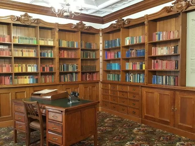 library at bletchley park