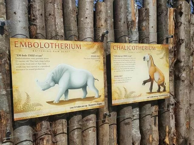 ice age signs