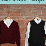 How to get the school uniform you really need cheaper