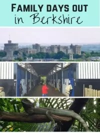 berkshire days out