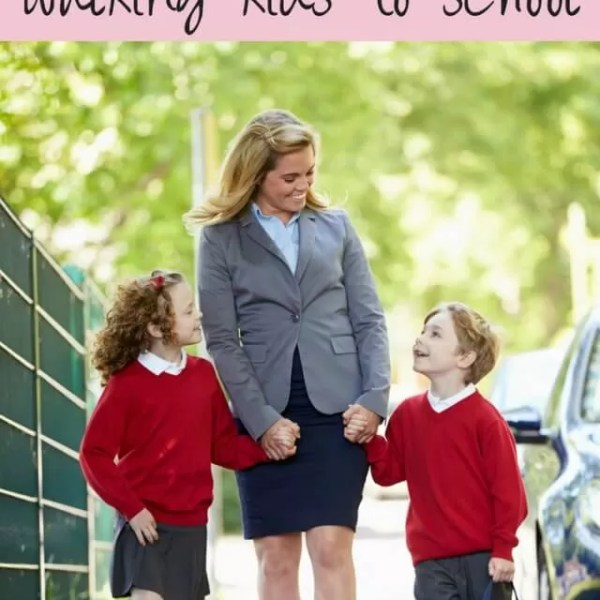 Judgements on not walking kids to school
