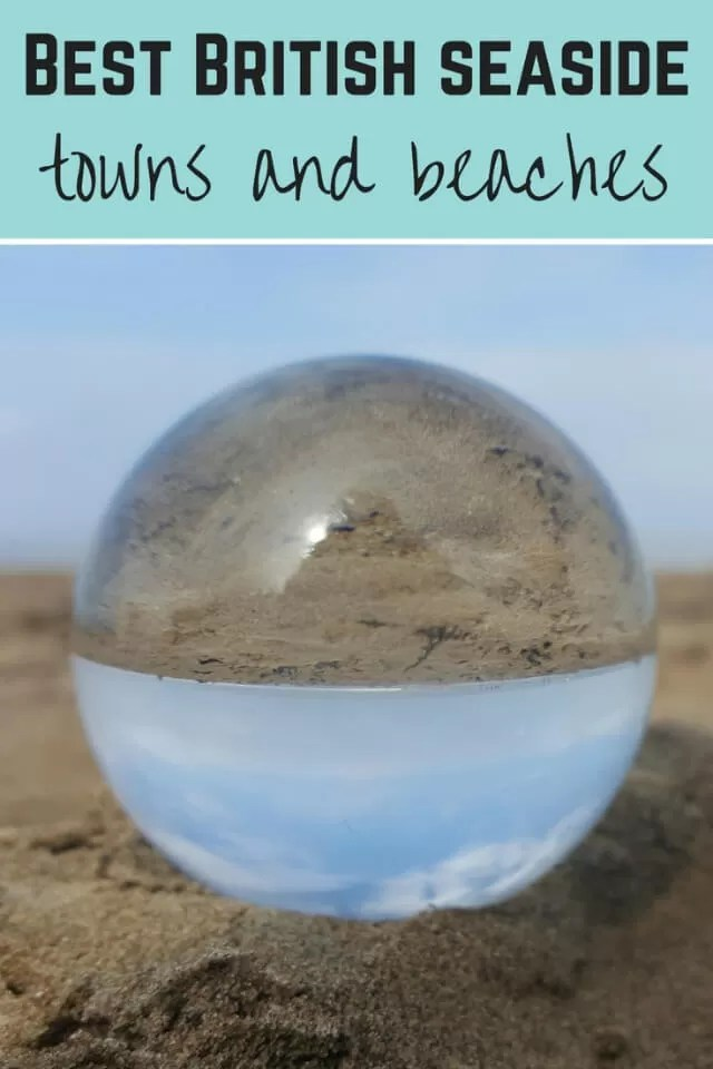 Best british seaside towns and beaches - bubbablue and me