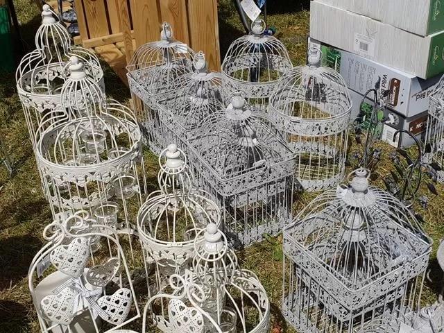 birdcage decorations