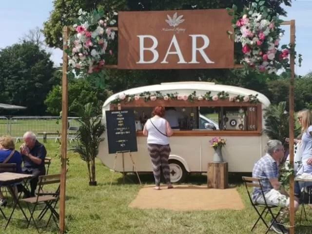 flower festival bar