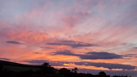 Project 52 2018 week 25 – lilac sunset