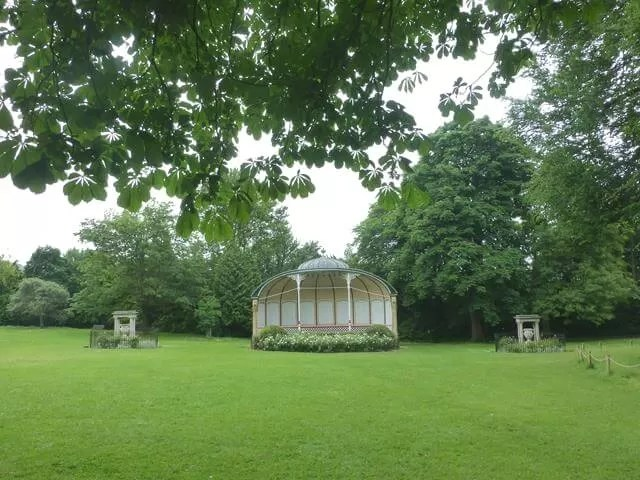 royal victoria park band stand.