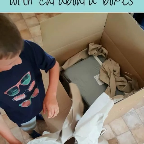 When is a box not a box – creative play