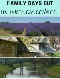 worcestershire days out