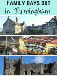 birmingham days out