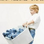 The household chores dilemma: how to get kids to help