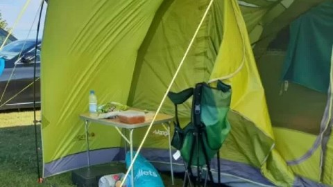 The number 1 tip for camping with kids