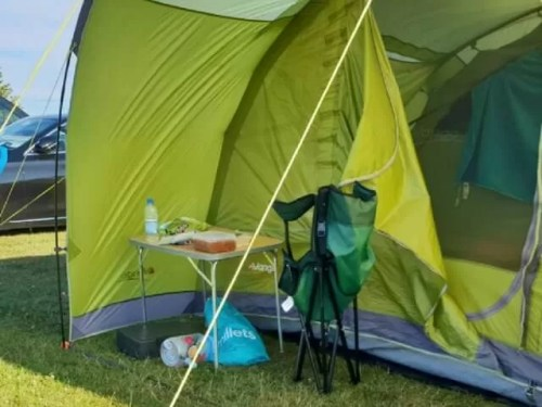 no 1 tip for camping with kids - Bubbablue and me