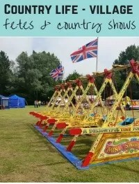 country fetes