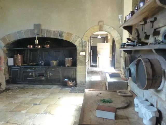 canons ashby kitchen