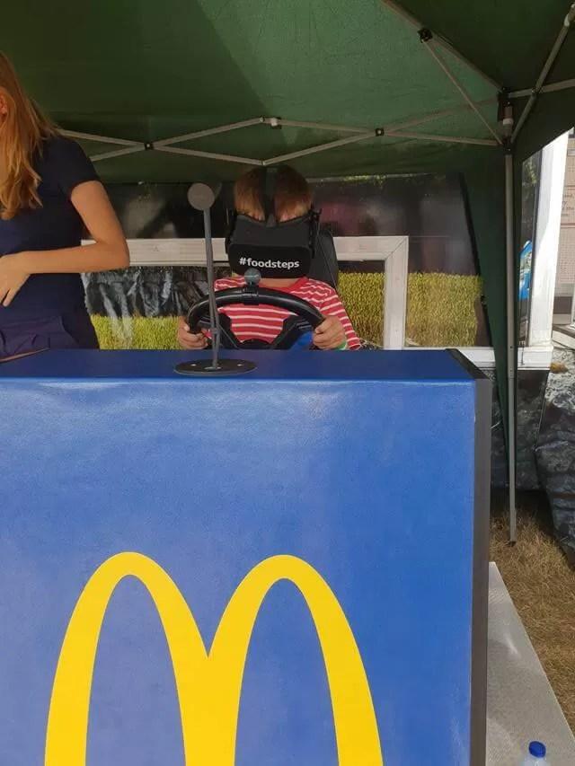 mcdonalds farming simulator