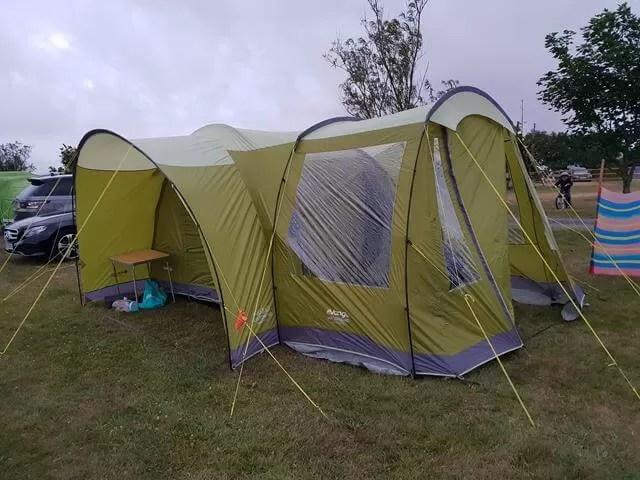 wf vango padstow tent