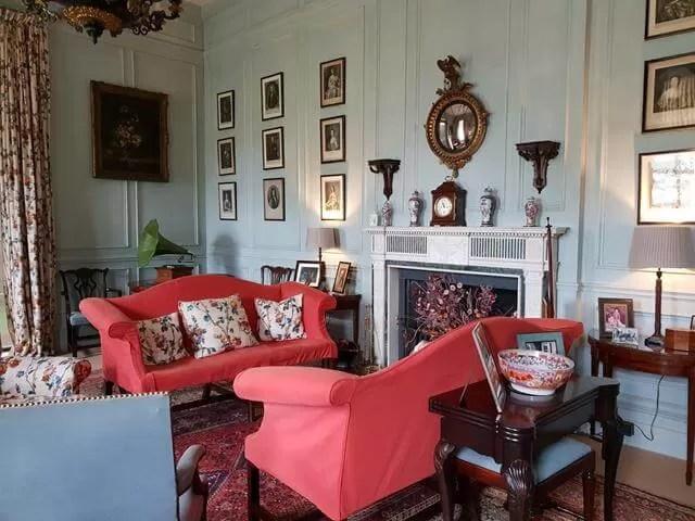 hanbury hall living room