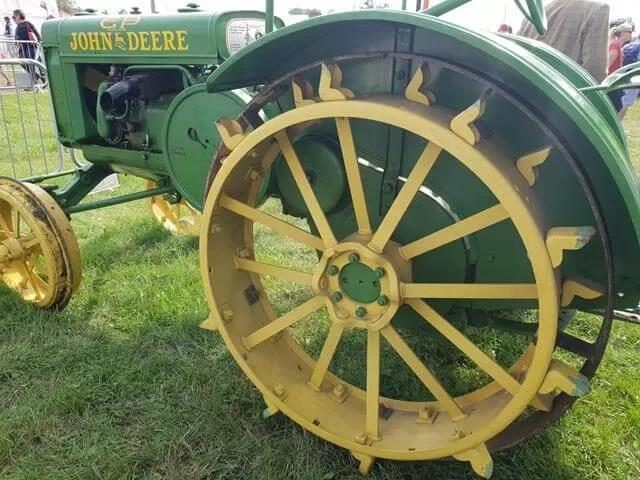old john deere wheels