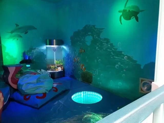 riverside hub sensory room