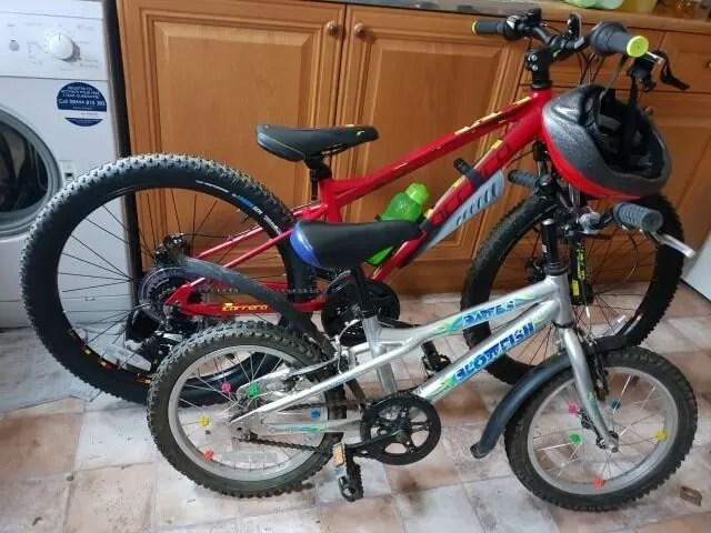 big bike little bike