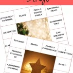 Fun with films – Christmas movie bingo