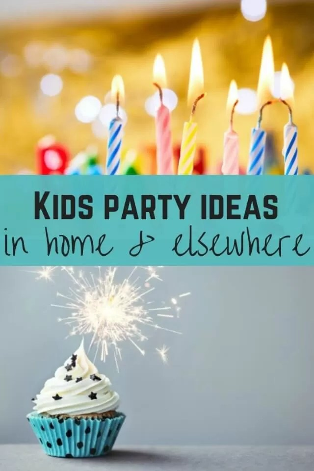 party ideas for school kids