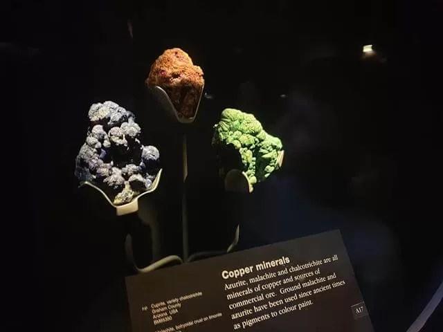 ancient minerals