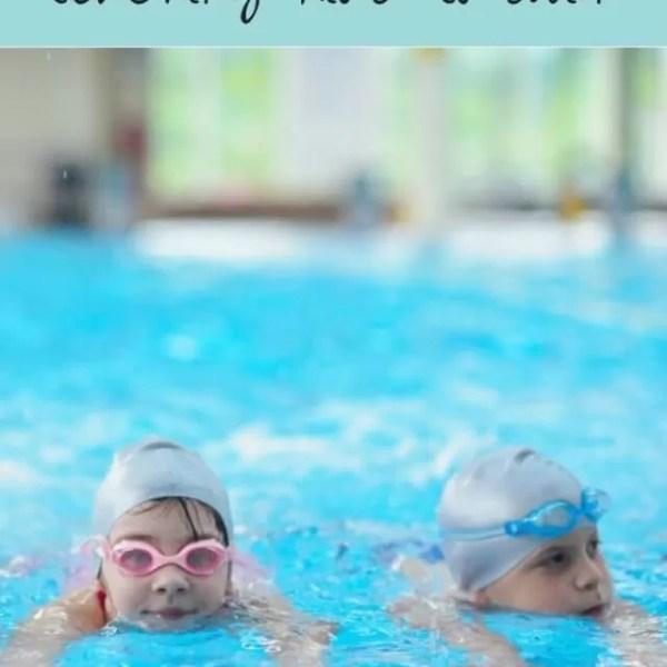 Not teaching kids to swim. Is it irresponsible?