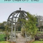 Visiting Waterperry Gardens and an Easter trail