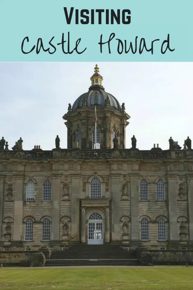 Visiting Castle Howard yorkshire - Bubbablue and me