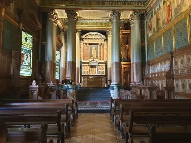 castle howard chapel