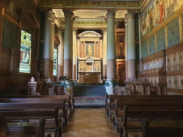 castle howard chapel