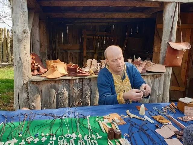 viking tradesman