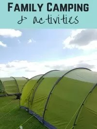 family camping solutions
