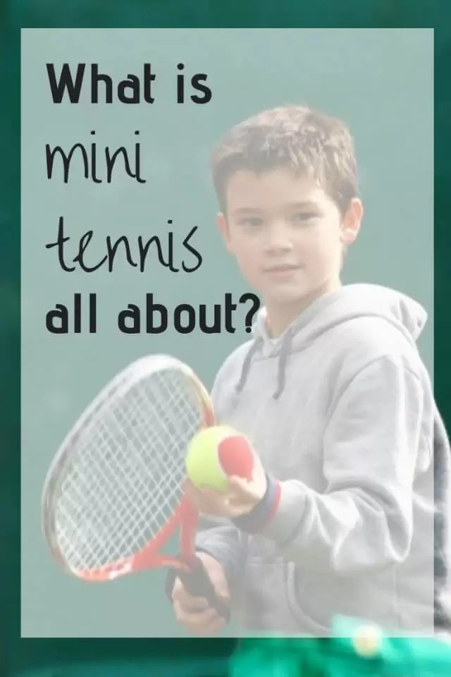 mini tennis what's it about