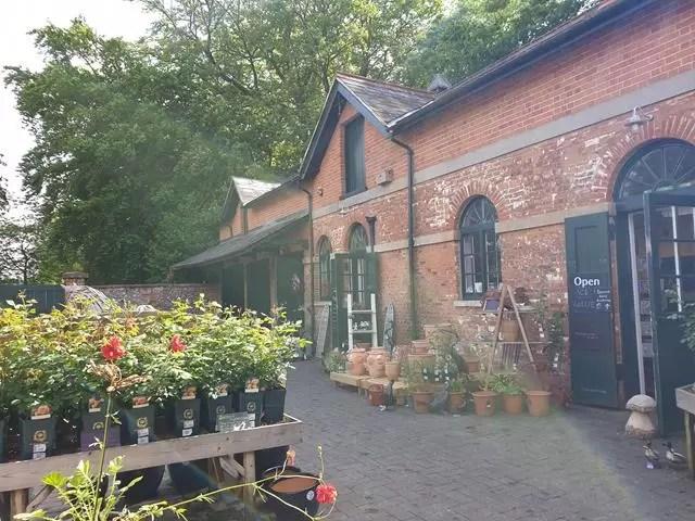 stableyard
