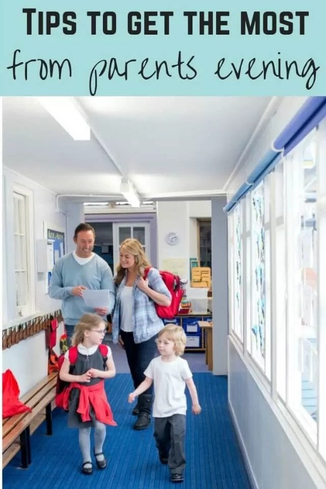 get value from parents evening - Bubbablue and me