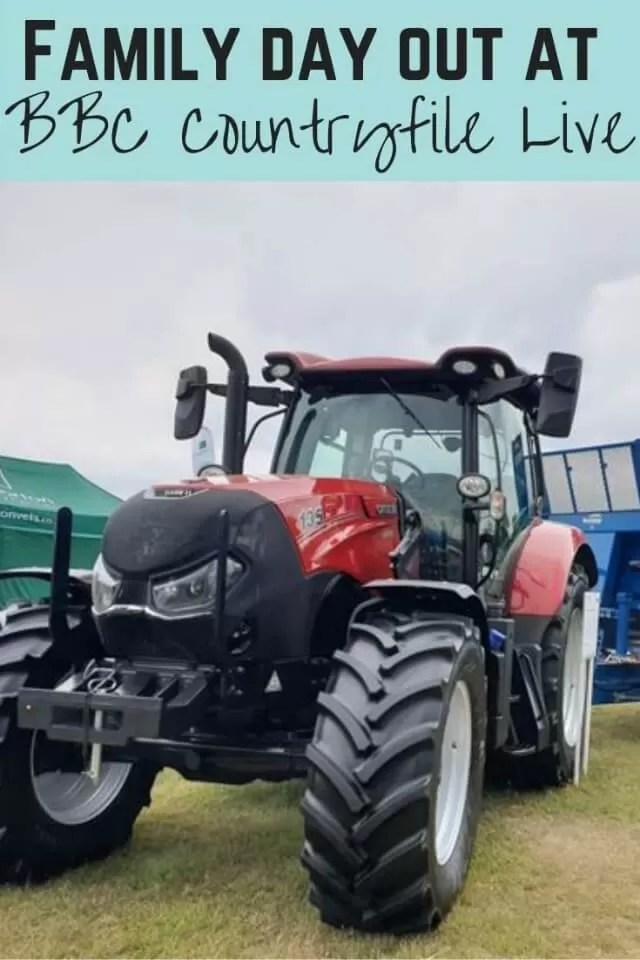 Countryfile live 2019 - bubbablue and me